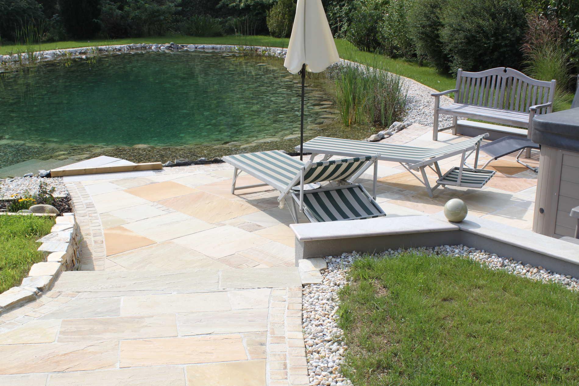 068 sandstone mint grabner gmbh for Grabner pool